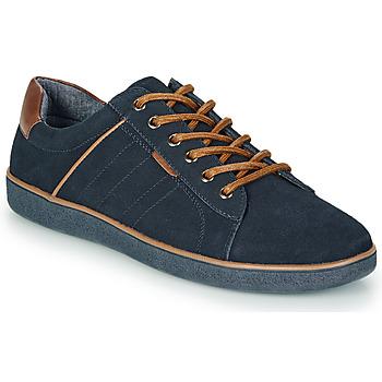 Topánky Muži Nízke tenisky André ELTON Námornícka modrá