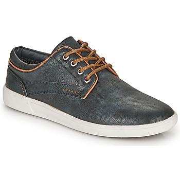 Topánky Muži Derbie André CHAINE Námornícka modrá