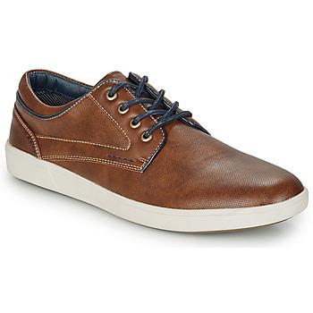 Topánky Muži Derbie André CHAINE Ťavia hnedá
