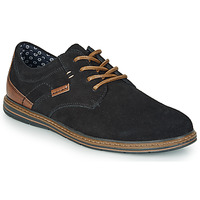 Topánky Muži Derbie André MARTIAL Čierna