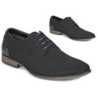 Topánky Muži Derbie André FYLON Čierna