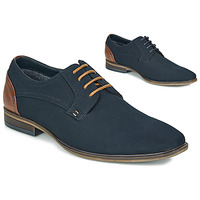 Topánky Muži Derbie André FYLON Námornícka modrá