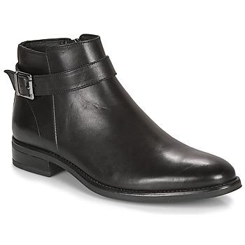 Topánky Muži Polokozačky André NORDY Čierna