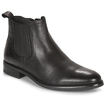 Topánky Muži Polokozačky André NORLAND Čierna