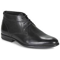 Topánky Muži Polokozačky André NEZIA Čierna