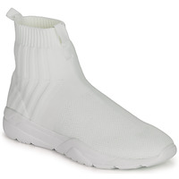 Topánky Muži Členkové tenisky André LUNAIRE Biela