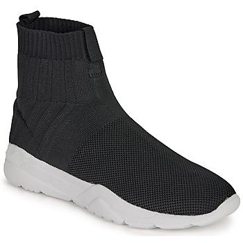 Topánky Muži Členkové tenisky André LUNAIRE Čierna