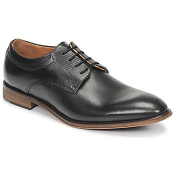 Topánky Muži Derbie André RUIBI Čierna