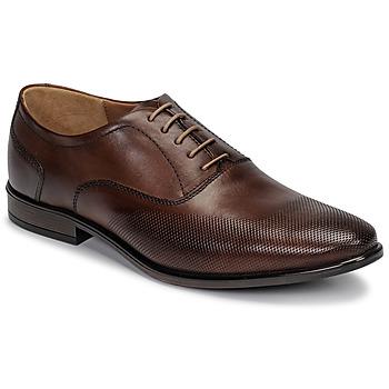 Topánky Muži Richelieu André PERFORD Hnedá
