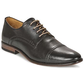 Topánky Muži Derbie André DERBYPERF Čierna