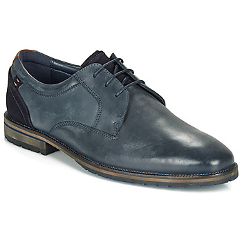 Topánky Muži Derbie André AIX Modrá