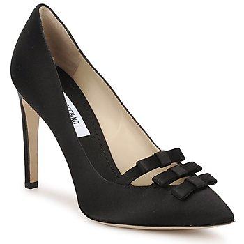 Topánky Ženy Lodičky Moschino MA1012 Čierna