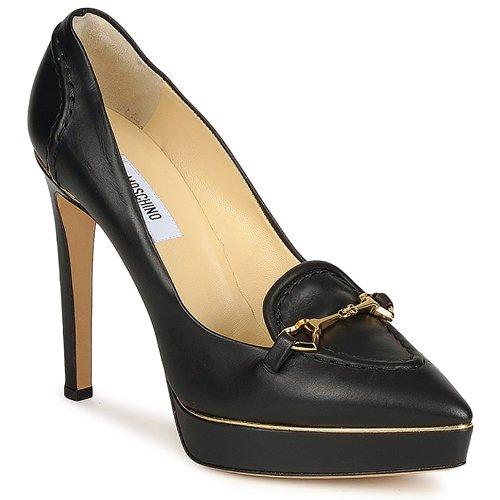 Topánky Ženy Lodičky Moschino MA1003 Čierna