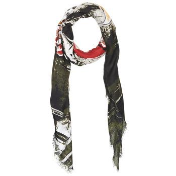 Textilné doplnky Ženy Šále, štóle a šatky André PYTHON Žltá horčicová