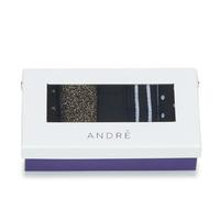 Textilné doplnky Ženy Ponožky André FIRMAMENT Čierna