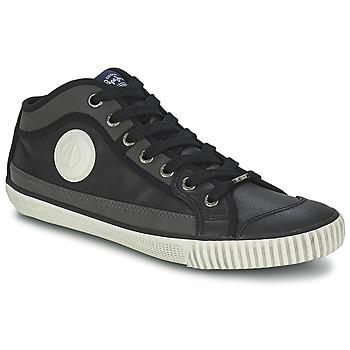 Topánky Muži Členkové tenisky Pepe jeans INDUSTRY čierna
