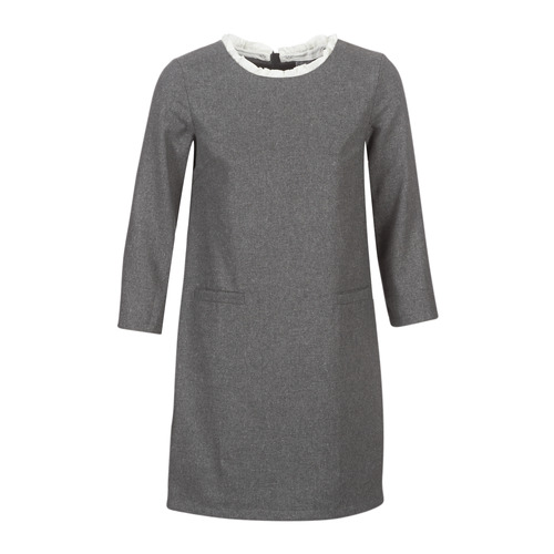 Oblečenie Ženy Krátke šaty Betty London LABAMA Šedá