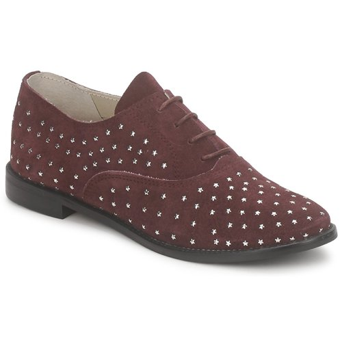 Topánky Ženy Richelieu Meline DERMION BIS Bordová