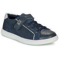 Topánky Dievčatá Nízke tenisky André EUGENIA Čierna