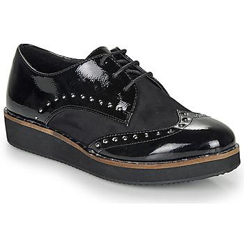 Topánky Dievčatá Derbie André FENELLA Čierna