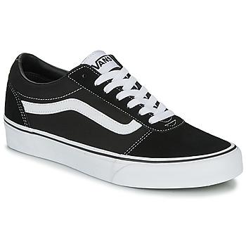 Topánky Muži Nízke tenisky Vans WARD MN NR Čierna