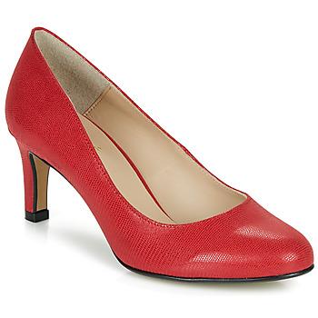 Topánky Ženy Lodičky André POMARA 2 Červená