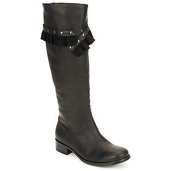 Topánky Ženy Čižmy do mesta Moschino Cheap & CHIC CA2601 Čierna