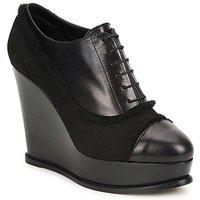 Topánky Ženy Nízke čižmy Moschino Cheap & CHIC CA1014 Čierna