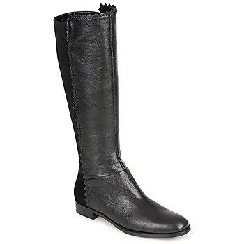 Topánky Ženy Čižmy do mesta Moschino Cheap & CHIC CA2612 Čierna