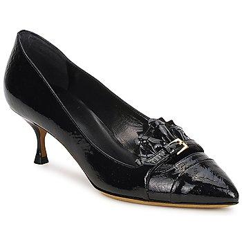 Topánky Ženy Lodičky Moschino Cheap & CHIC CA1021 čierna