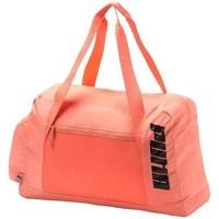 Tašky Cestovné tašky Puma AT Grip Bag Oranžová