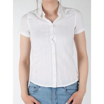 Oblečenie Ženy Košele a blúzky Wrangler Sammy W5021CA12 white