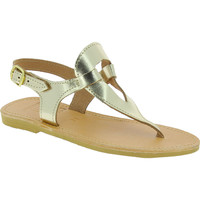 Topánky Ženy Sandále Attica Sandals ARTEMIS CALF GOLD oro