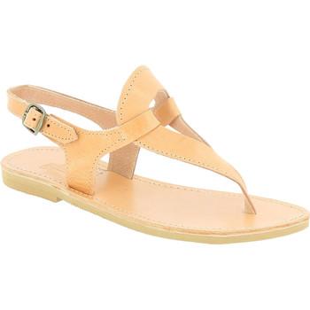 Topánky Ženy Sandále Attica Sandals ARTEMIS CALF NUDE Nudo
