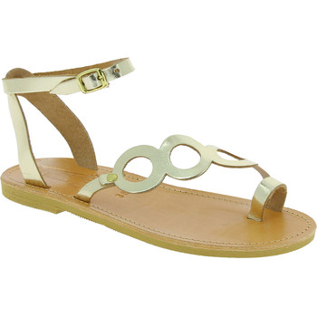 Topánky Ženy Sandále Attica Sandals APHRODITE CALF GOLD oro
