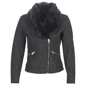 Oblečenie Ženy Kožené bundy a syntetické bundy Only ONLCLASSY Čierna