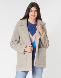 Oblečenie Ženy Kabáty Only ONLFILIPPA Šedá
