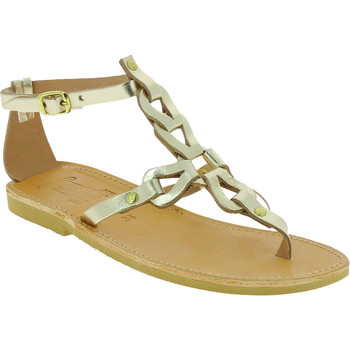 Topánky Ženy Sandále Attica Sandals GAIA CALF GOLD oro