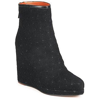 Topánky Ženy Čižmičky Missoni TONSU Čierna