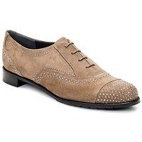 Topánky Ženy Richelieu Stuart Weitzman DERBY Béžová