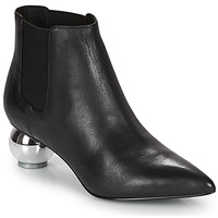 Topánky Ženy Čižmičky Katy Perry THE DISCO Čierna
