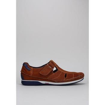 Topánky Muži Sandále Fluchos  Hnedá