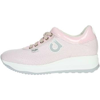 Topánky Ženy Nízke tenisky Agile By Ruco Line 1315 Rose