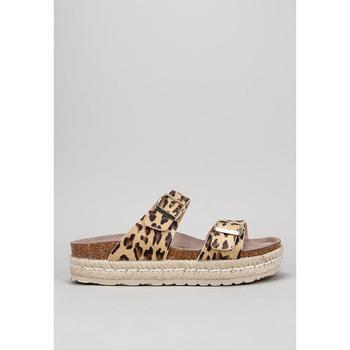 Topánky Ženy Šľapky Senses & Shoes  Viacfarebná