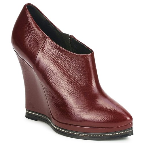 Topánky Ženy Nízke čižmy Fabi FD9627 Hnedá
