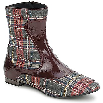 Topánky Ženy Polokozačky Fabi FD9677 Viacfarebná