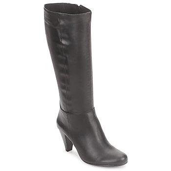Topánky Ženy Čižmy do mesta So Size ARDEIN čierna