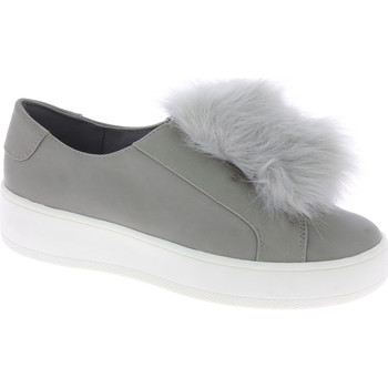 Topánky Ženy Slip-on Steve Madden 91000720 07004 12001 grigio