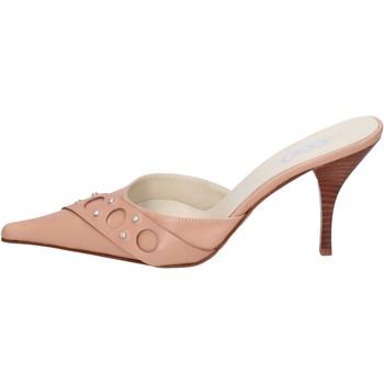 Topánky Ženy Sandále Gozzi Ego Sandále BR591 Béžová