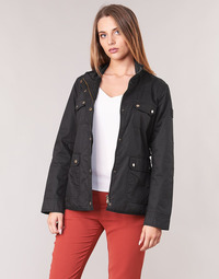 Oblečenie Ženy Parky Lauren Ralph Lauren FIELD JACKET Čierna